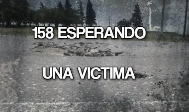 S.M LASPIUR/LAS VARAS: ACCIDENTE EN LA 158, LA VICTIMA FATAL, CADA VEZ MAS CERCA.