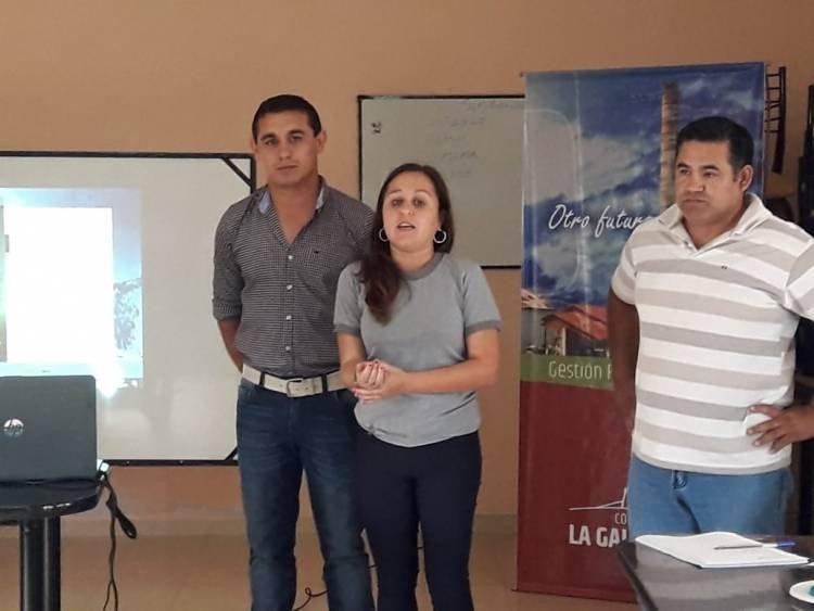 """LA GALLARETA: Se presentó el proyecto """"ExpresArte"""""""