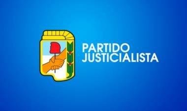 LAS VARILLAS: EL PARTIDO JUSTICIALISTA EMITIÓ UN AFLIGIDO MENSAJE POR LA MUERTE DEL EX GOBERNADOR DE LA SOTA.