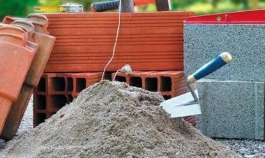 Construcción: la venta de materiales tuvo su mayor caída del año