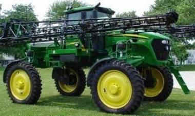 Carrilobo: Un hombre falleció luego de ser embestido por una maquina agrícola