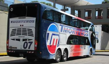 Transporte Morteros será gravemente afectada por la quita de subsidios