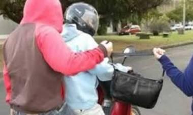 LAS VARILLAS: MOTOCHORROS, UNA MODALIDAD EN AUMENTO.