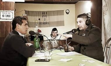 LA GALLARETA: NICOLA Y TORREZ SE REENCUENTRAN EN UNA ENTREVISTA