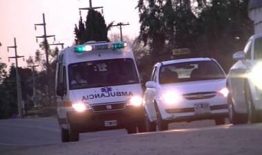 ACCIDENTES EN SACANTA, LAS VARILLAS Y S.M LASPIUR