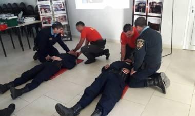 LAS VARILLAS: UN POLICÍA LE SALVO LA VIDA A UN NENE DE 7 AÑOS