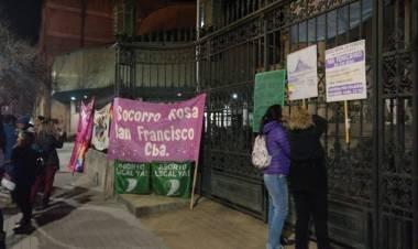Ni Una Menos en San Francisco: pidieron por un refugio para mujeres, políticas públicas y aborto legal