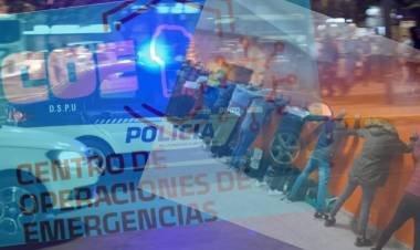 LAS VARAS: EL ACCIDENTE DEL JOVEN, DISPARÓ POLEMICA.