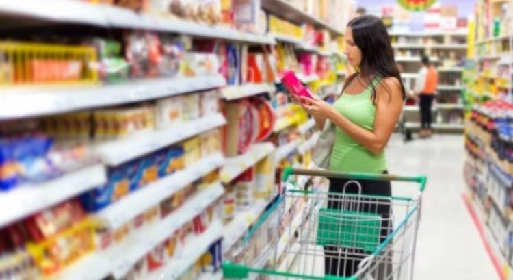 Las ventas en supermercados cayeron un 7,9% en septiembre