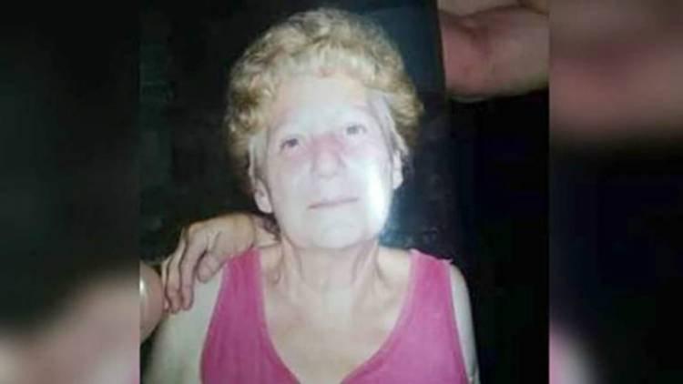 Murió de hipotermia la mujer desaparecida en Villa María
