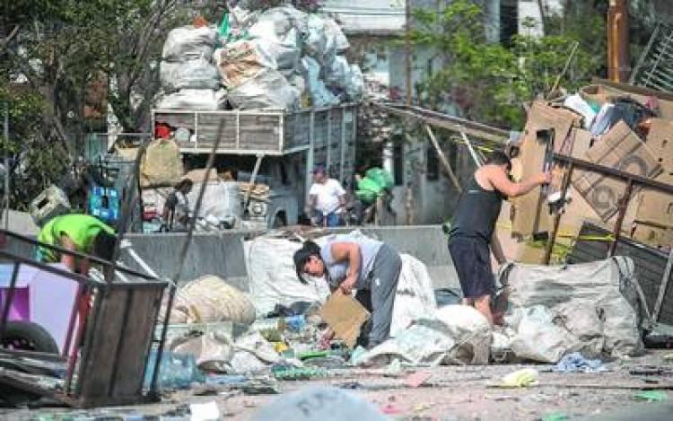 Una familia necesitó más de 34 mil pesos para no ser pobre